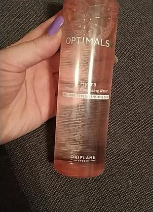 Мицелярная вода optimals