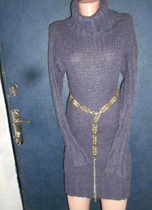 #теплое платье-гольф #only#длинный свитер # туника#