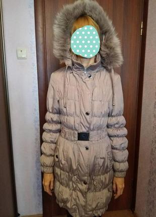 Распродаю срочно! зимнее пальто
