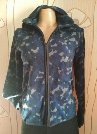 Флисовая куртка / флиска милитари