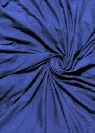 Простынь на резинке трикотаж 130/135 х 200 см(германия)