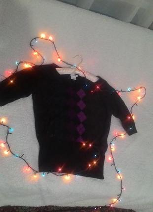 Теплый свитерок от lacoste