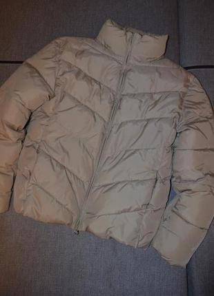 Курточка пуховик tom tailor.