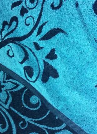 Якісне махрове банне полотенце