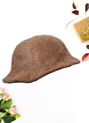 Шляпа пушистая primark