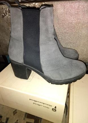 Стильные ботинки челси обмен