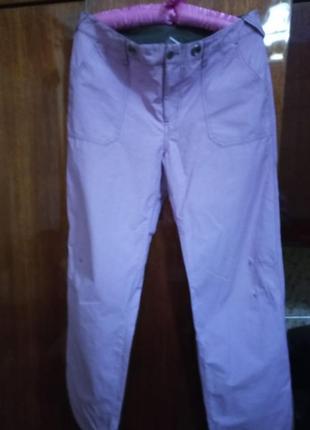 Суперлёгкие фирменные брюки