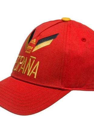 Оригинал фан бейсболка испанской зборнойspanien adidas fef