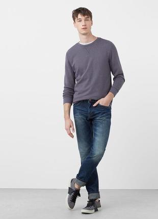 Завужені джинси від mango man розмір 32/42
