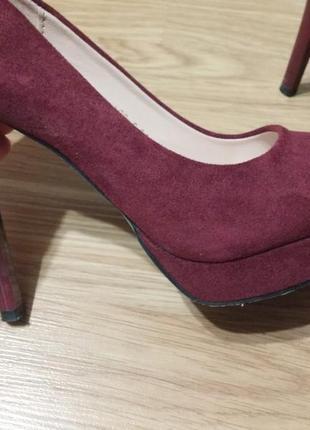 Супер стильні туфлі 36 розмір