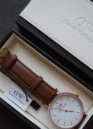 Часы (новые) daniel wellington