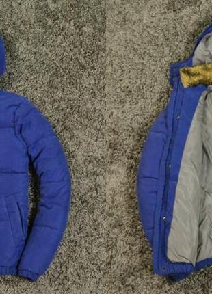 Зимняя куртка hollister