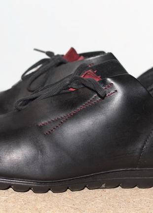 Шикарные туфли loints of holland  натуральная мягкая кожа 39-40 made in netherland