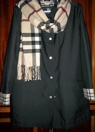Тренч , куртка, плащ - винтаж burberry