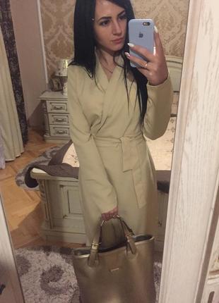 Стильне плаття халат