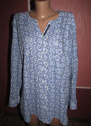 Рубашка большой р-р 22-24 бренд ulla
