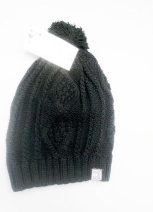 Скидки! 55-57 р стильная шапка terranova