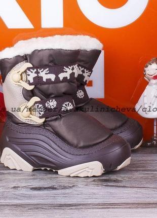 Зимние сапоги demar nobi (ноби) сноубутсы