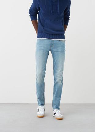 Зауженные джинсы mango man розмір 32/42