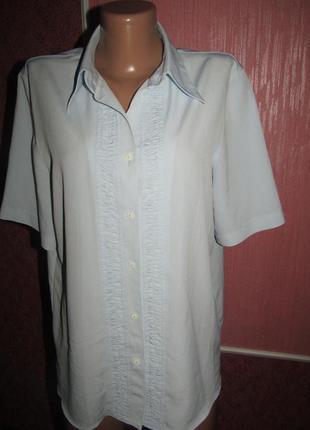 Рубашка р-р 14 бренд erfo