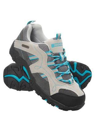 Демисезонные ботинки mountain warehouse, размер 34