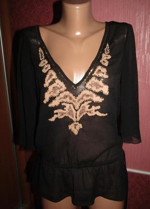 Блуза р-р л бренд vero moda