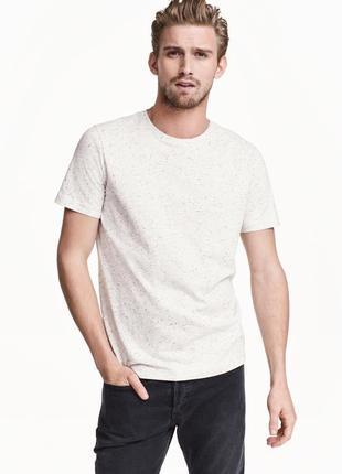 Непсовая футболка h&m, regular fit