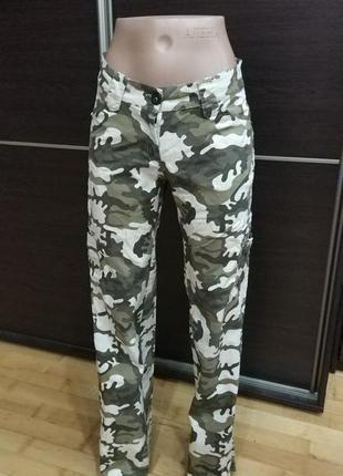 Камуфляжні штани d9d3ff4df4175