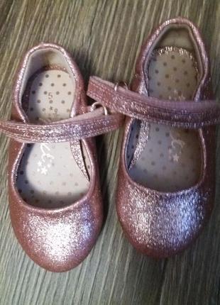 Туфельки обувь