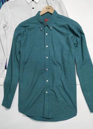 ❤мега классная мужская рубашка в клетку