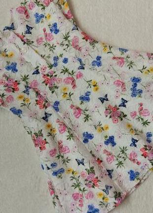Big sale! новое роскошное платье primark на 9-12 мес2 фото