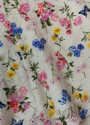 Big sale! новое роскошное платье primark на 9-12 мес3 фото