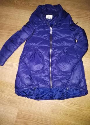 Очень модная и лёгкая зимняя куртка