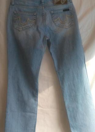 Классные фирменные джинсы ( d&g  made in turkey)2 фото