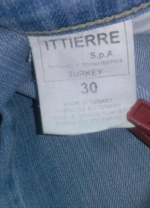 Классные фирменные джинсы ( d&g  made in turkey)3 фото