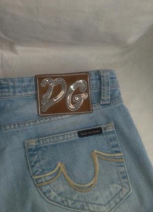 Классные фирменные джинсы ( d&g  made in turkey)4 фото