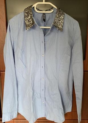 Рубашка,блуза размер - 14 - 16, наш размер - 48 - 50