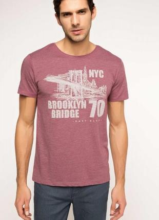 Мужская футболка defacto одежда турция 220