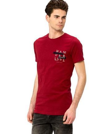 Мужская футболка турецкий бренд lc waikiki 16191