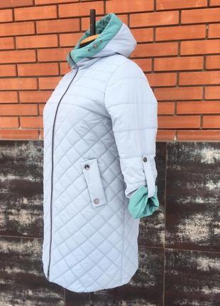 Куртки пальто ,шикарно качества ,дэми .50 по 60