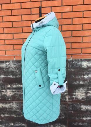Куртки деми , качество шикарное,размеры 50 по 60 ,в 5 расцветках.