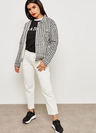 Джинсовая куртка missguided