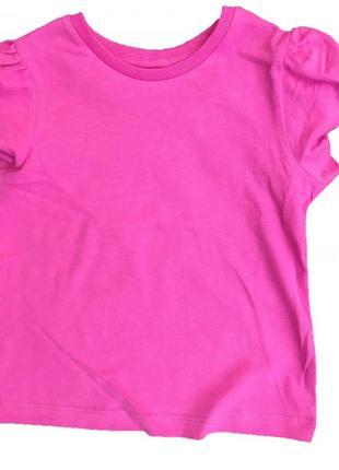 Новая однотонная розовая футболка, george, 499826