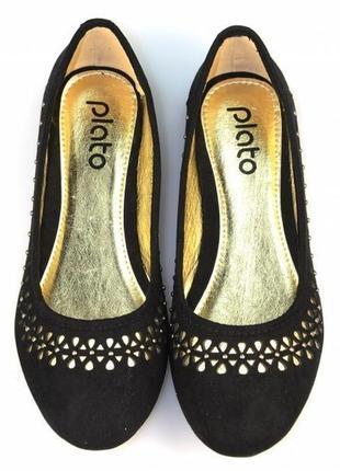Туфли туфельки балетки тапки тапочки размер 39