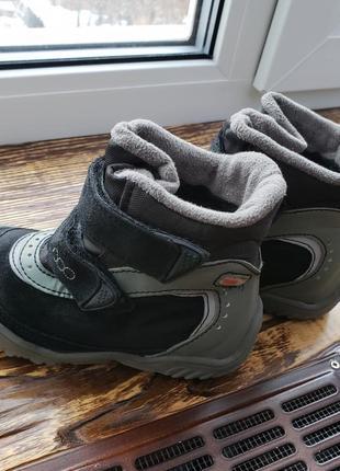 Классные термо ботинки reima 25р.