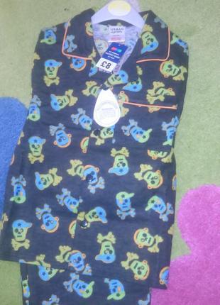 Классная пижамка для мальчика