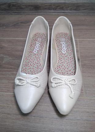 Тапки тапочки туфли туфельки балетки обувь размер 38