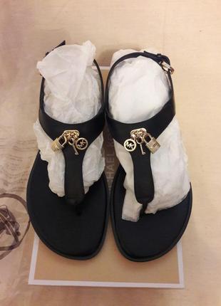 Крутые босоножки сандали натуральная кожа michael kors оригинал
