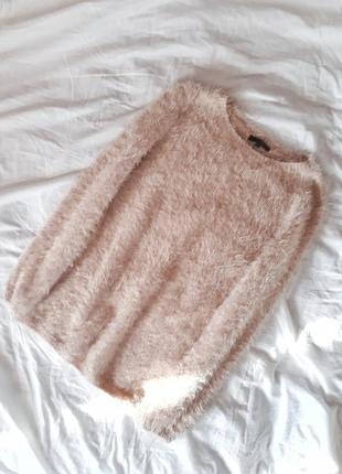 """Мягкий свитер """"травка"""" от montego"""