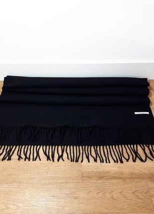 Большой итальянский шерстяной шарф bloomingdale's 192 см×77см